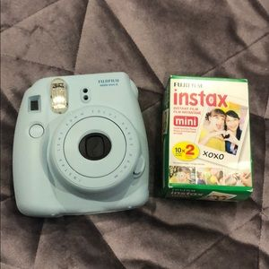 Fuji film instax mini 8